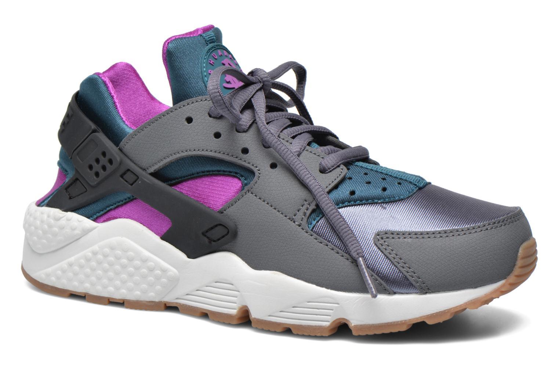 Sneakers Nike Wmns Air Huarache Run Grå detaljerad bild på paret