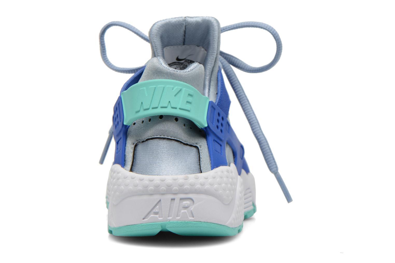 Sneaker Nike Wmns Air Huarache Run blau ansicht von rechts