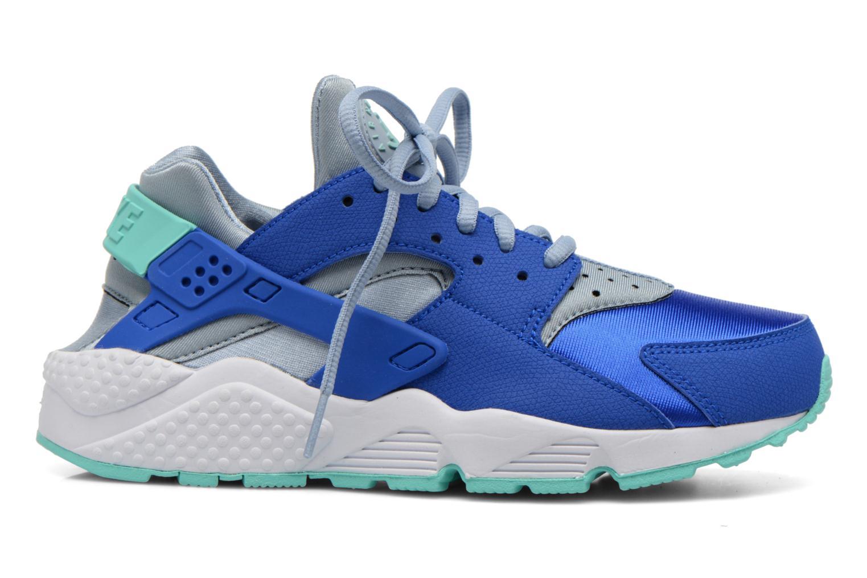 Sneaker Nike Wmns Air Huarache Run blau ansicht von hinten