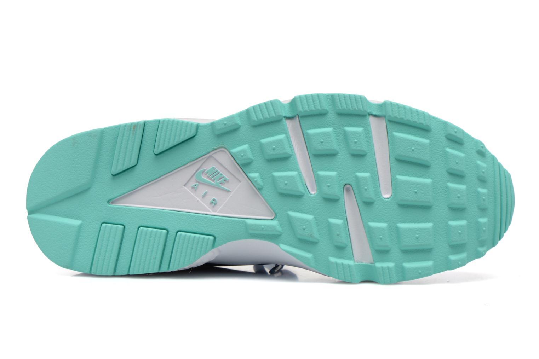 Sneaker Nike Wmns Air Huarache Run blau ansicht von oben