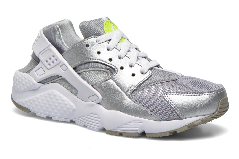 Nike Huarache Bianche Grigie