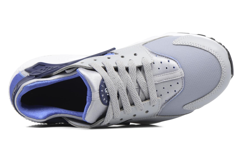 Deportivas Nike Nike Huarache Run (Gs) Gris vista lateral izquierda