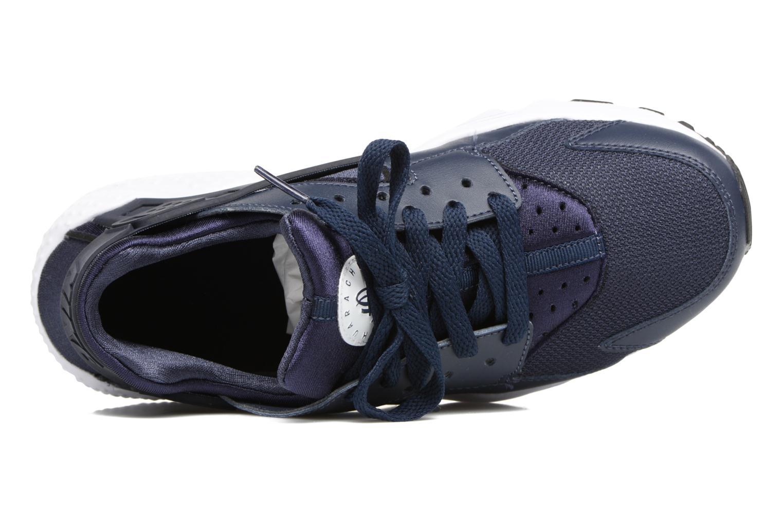 Baskets Nike Nike Huarache Run (Gs) Bleu vue gauche
