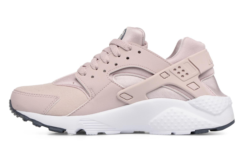Sneakers Nike Nike Huarache Run (Gs) Rosa immagine frontale