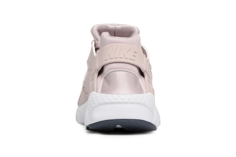 Sneakers Nike Nike Huarache Run (Gs) Rosa immagine destra