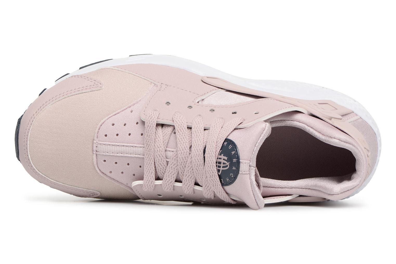Baskets Nike Nike Huarache Run (Gs) Rose vue gauche