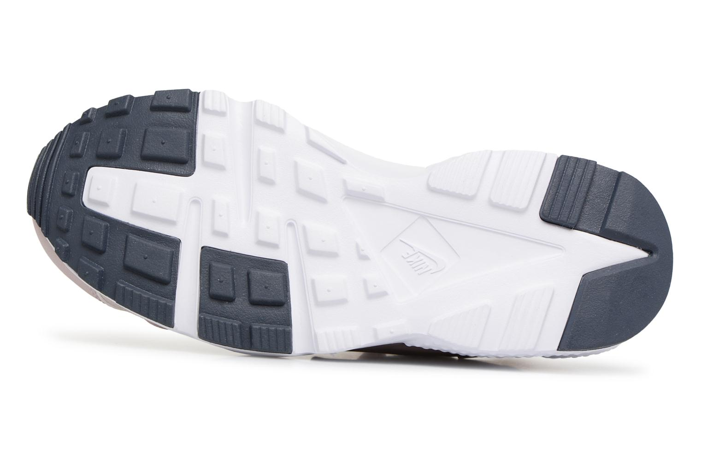 Baskets Nike Nike Huarache Run (Gs) Rose vue haut