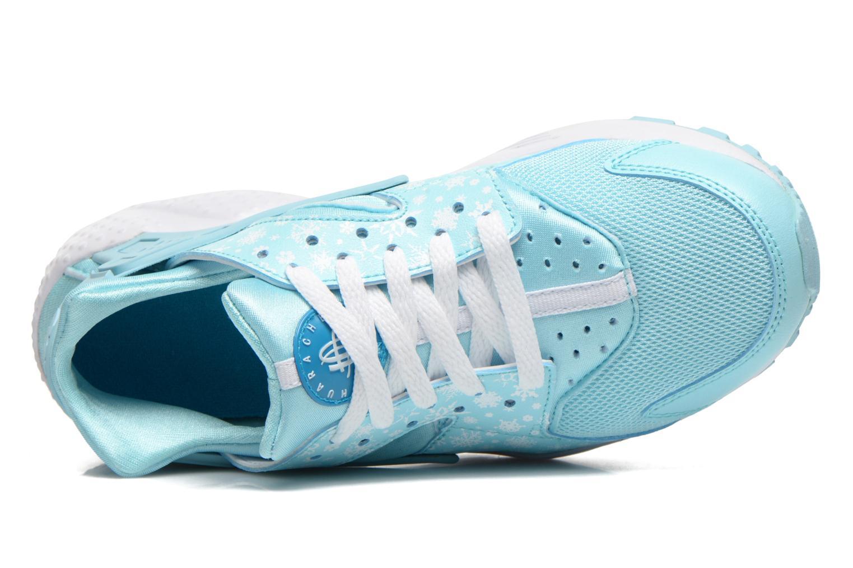 Nike Huarache Run Print (Gs) Copa/White-Blue Lagoon