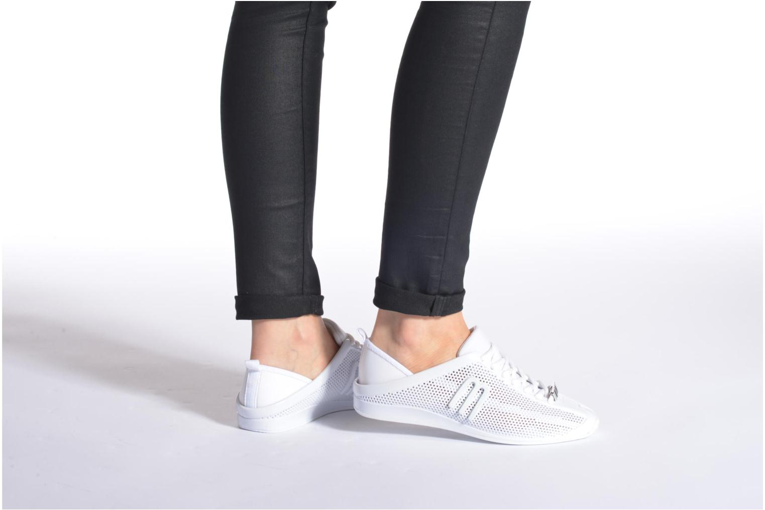Sneakers Melissa MELISSA LOVE SYSTEM NOW AD Wit onder