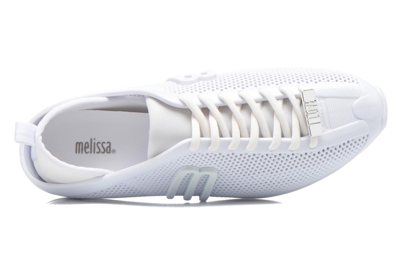 Baskets Melissa MELISSA LOVE SYSTEM NOW AD Blanc vue gauche