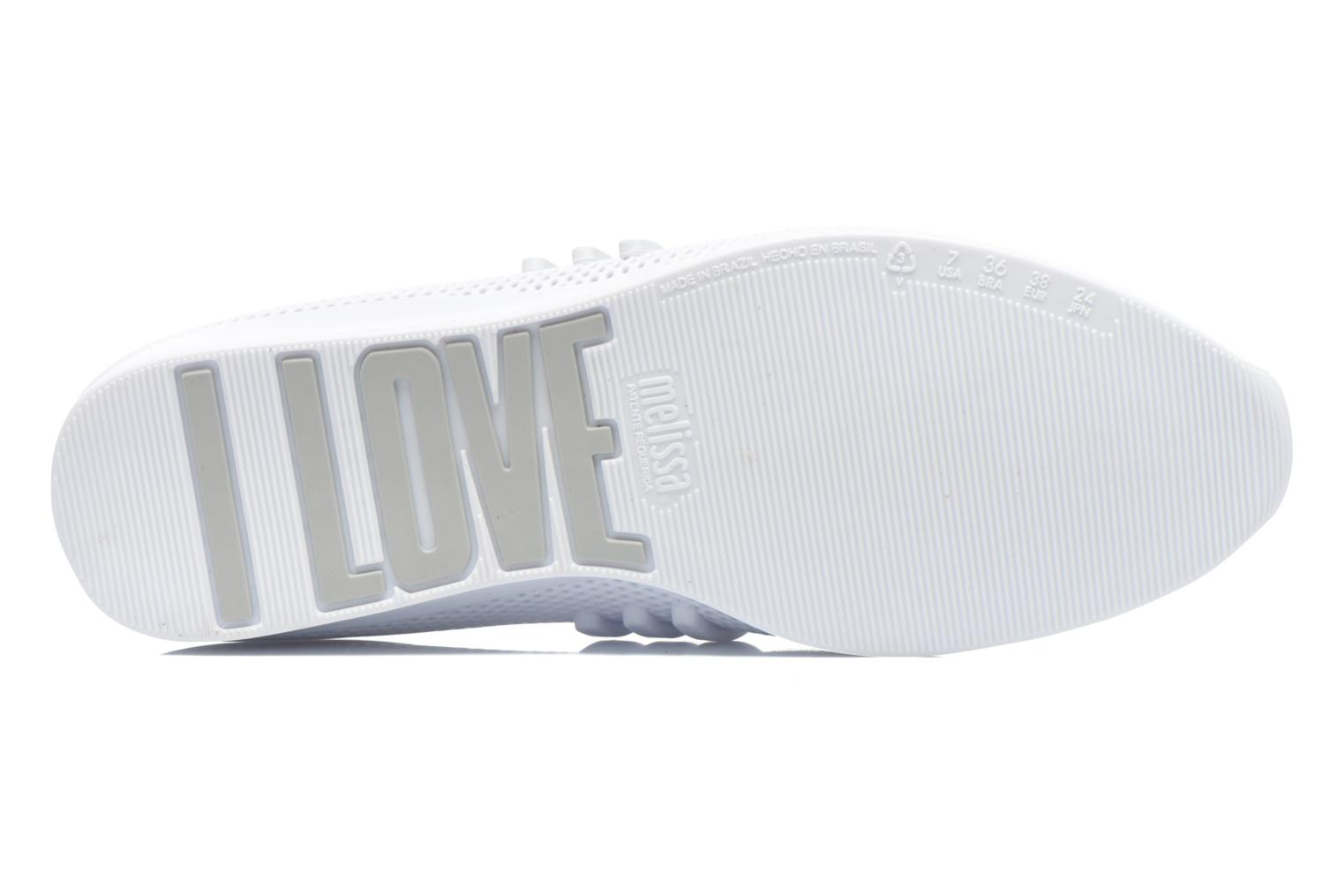 Sneakers Melissa MELISSA LOVE SYSTEM NOW AD Bianco immagine dall'alto