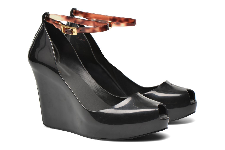 Sandales et nu-pieds Melissa MELISSA PATCHULI X AD Noir vue 3/4