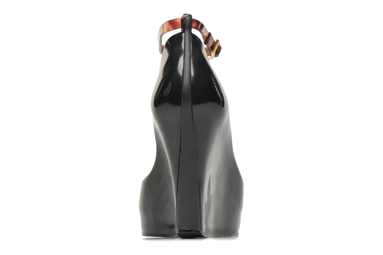 Sandales et nu-pieds Melissa MELISSA PATCHULI X AD Noir vue droite