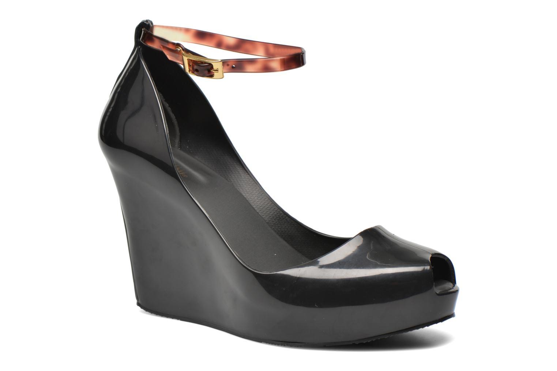 Sandales et nu-pieds Melissa MELISSA PATCHULI X AD Noir vue détail/paire