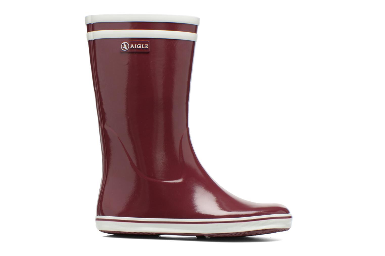 Bottines et boots Aigle Malouine BT Bordeaux vue derrière
