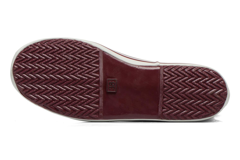 Bottines et boots Aigle Malouine BT Bordeaux vue haut