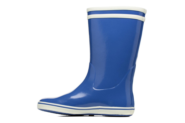 Stiefeletten & Boots Aigle Malouine BT blau ansicht von vorne