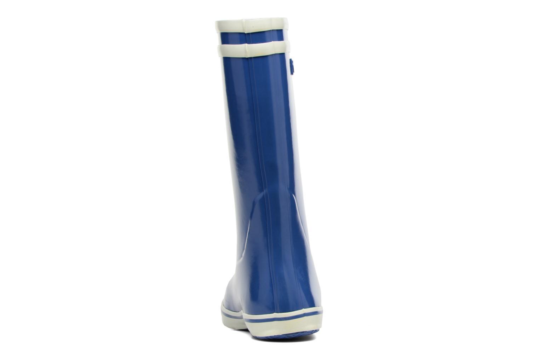 Stiefeletten & Boots Aigle Malouine BT blau ansicht von rechts