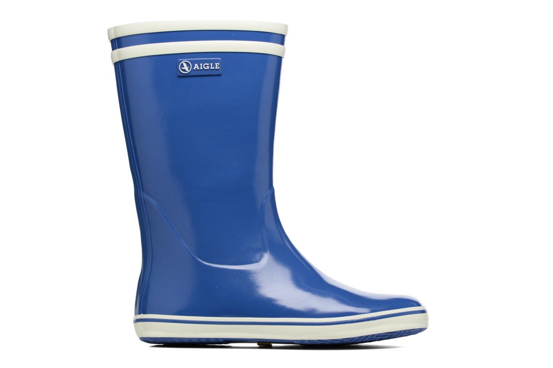 Stiefeletten & Boots Aigle Malouine BT blau ansicht von hinten