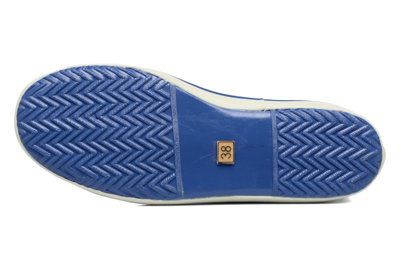 Stiefeletten & Boots Aigle Malouine BT blau ansicht von oben