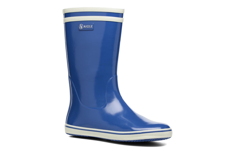 Stiefeletten & Boots Aigle Malouine BT blau detaillierte ansicht/modell