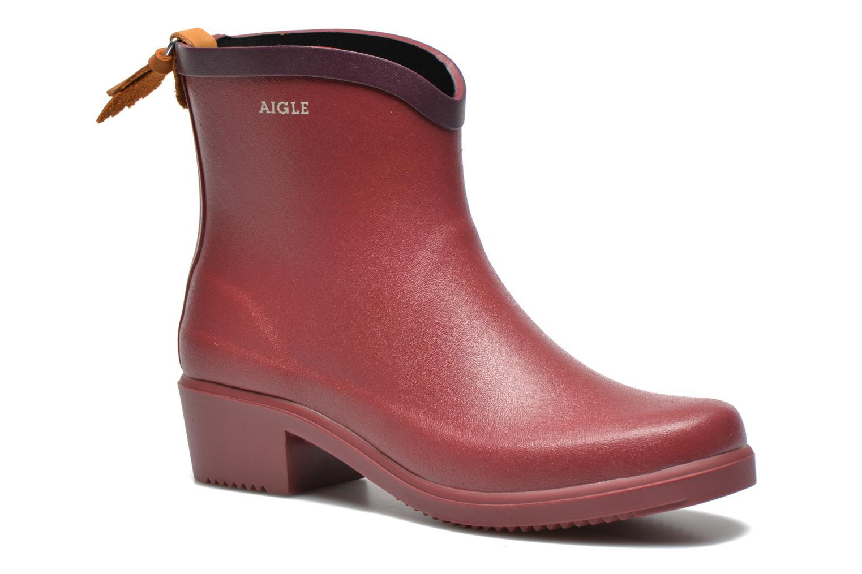 Grandes descuentos últimos zapatos Aigle MS Juliette BOT (Vino) - Botines  Descuento