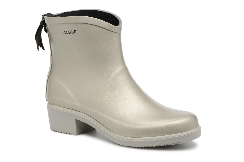 Grandes descuentos últimos zapatos Aigle MS Juliette BOT (Plateado) - Botines  Descuento