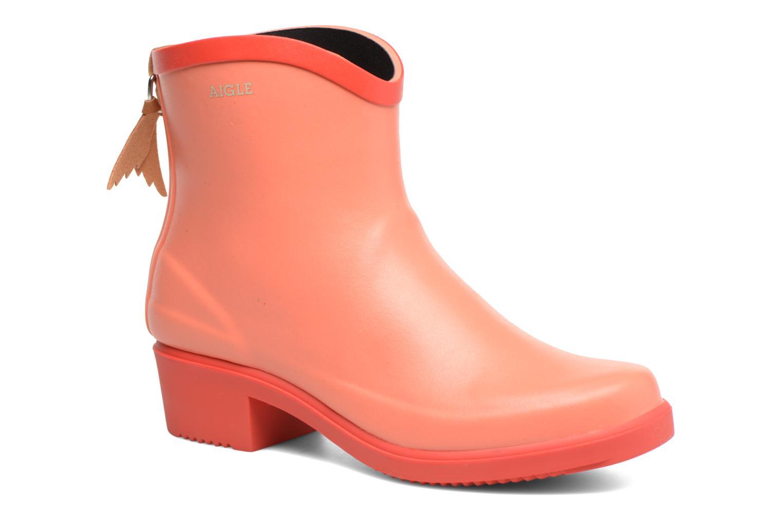 Zapatos promocionales Aigle MS Juliette BOT (Naranja) - Botines    Los últimos zapatos de descuento para hombres y mujeres