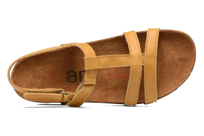 Sandales et nu-pieds Art I Breathe 946 Jaune vue gauche