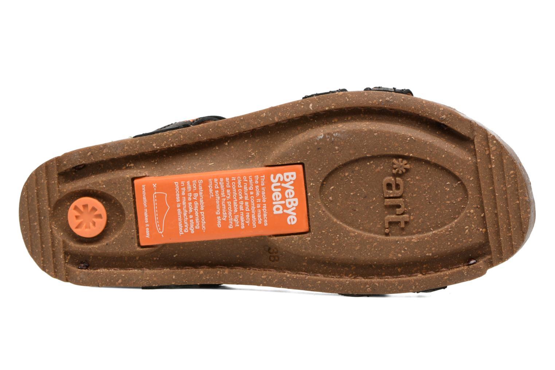 Sandales et nu-pieds Art I Breathe 946 Noir vue haut