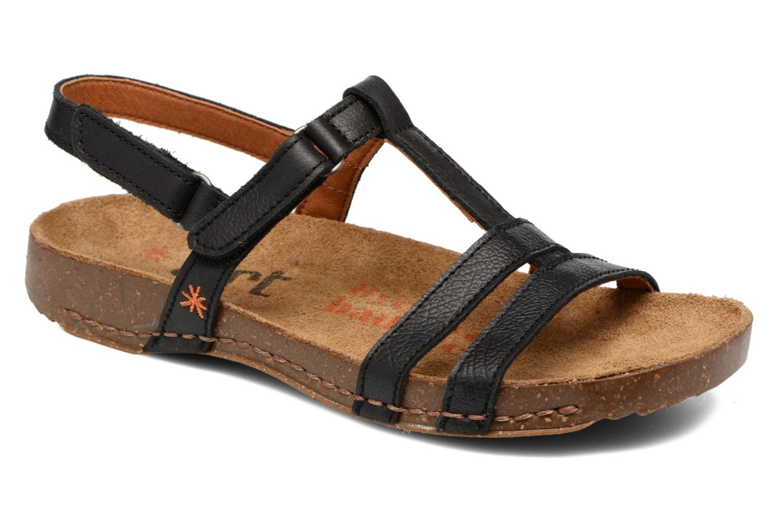Sandales et nu-pieds Art I Breathe 946 Noir vue détail/paire