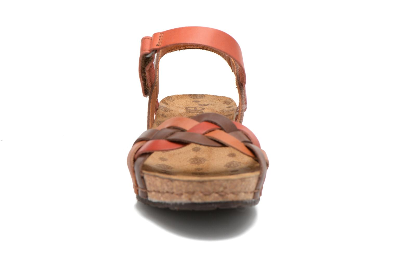 Sandali e scarpe aperte Art Pompei 735 Marrone modello indossato