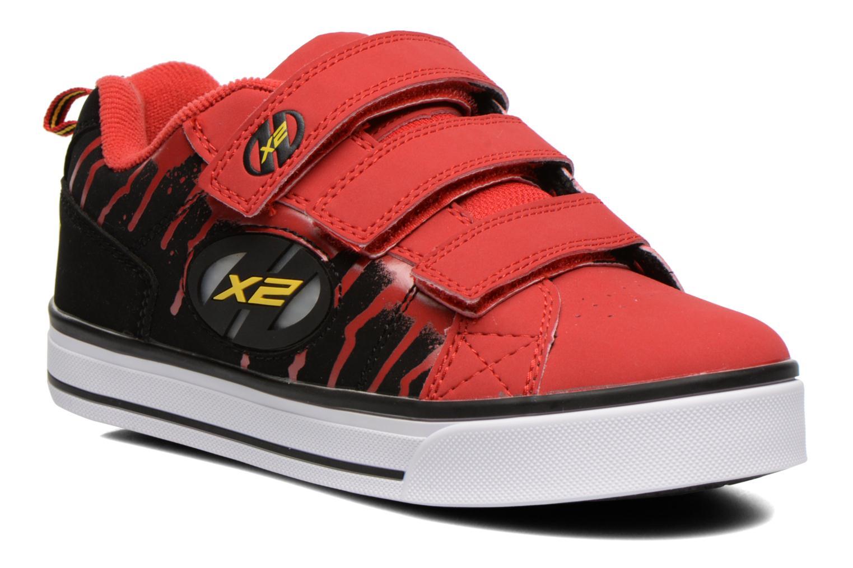 Sneakers Heelys Speed - Rullesko Rød detaljeret billede af skoene