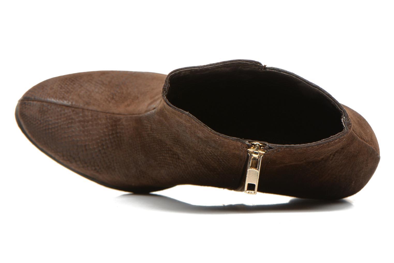 Stiefeletten & Boots Les Tropéziennes par M Belarbi Lune braun ansicht von links
