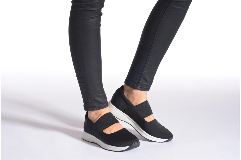 Sneaker Vagabond CINTIA 4324-180 schwarz ansicht von unten / tasche getragen