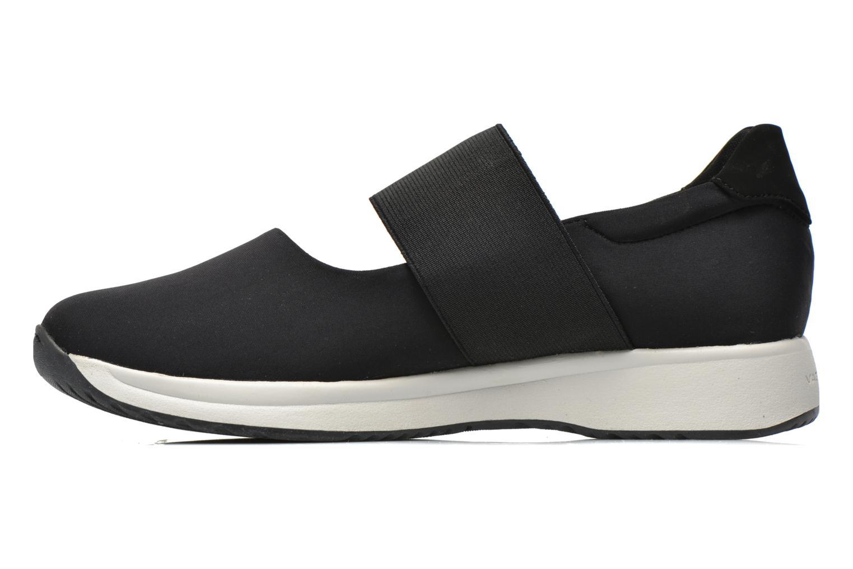 Baskets Vagabond Shoemakers CINTIA 4324-180 Noir vue face