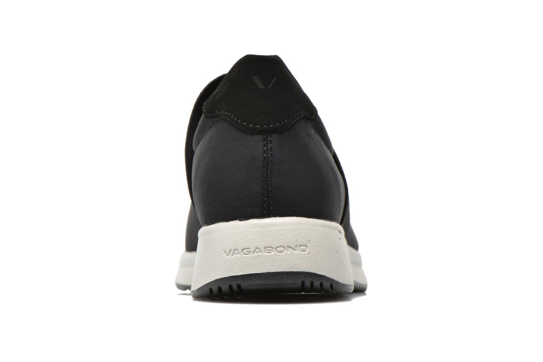 Baskets Vagabond Shoemakers CINTIA 4324-180 Noir vue droite