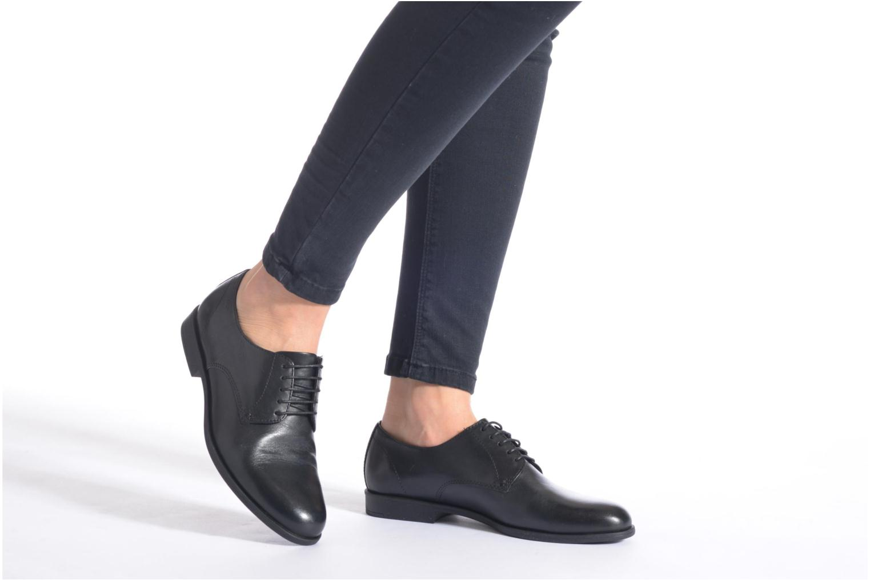 Scarpe con lacci Vagabond Shoemakers TAY 4317-101 Nero immagine dal basso