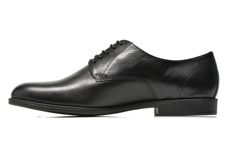 Scarpe con lacci Vagabond Shoemakers TAY 4317-101 Nero immagine frontale