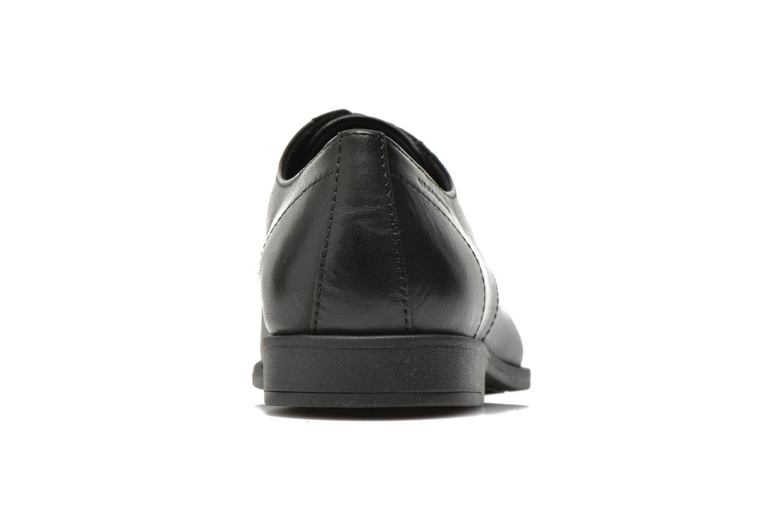 Scarpe con lacci Vagabond Shoemakers TAY 4317-101 Nero immagine destra