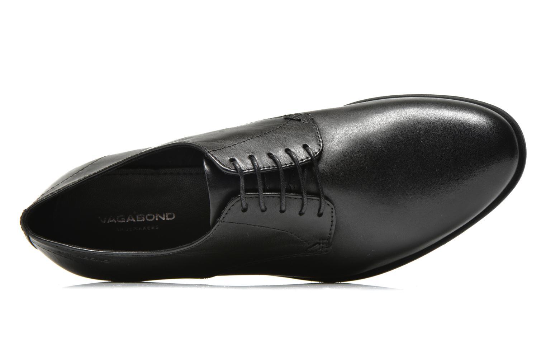 Scarpe con lacci Vagabond Shoemakers TAY 4317-101 Nero immagine sinistra