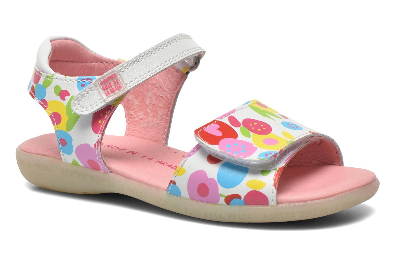 Sandals Agatha Ruiz de la Prada Hanataba Multicolor detailed view/ Pair view