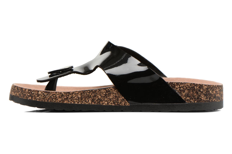Sandalias I Love Shoes Kirtui Negro vista de frente