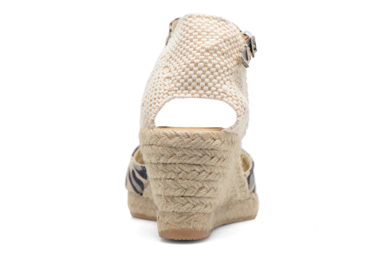 Sandales et nu-pieds Elizabeth Stuart Trento 667 Marron vue droite