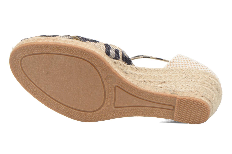 Sandales et nu-pieds Elizabeth Stuart Trento 667 Marron vue haut