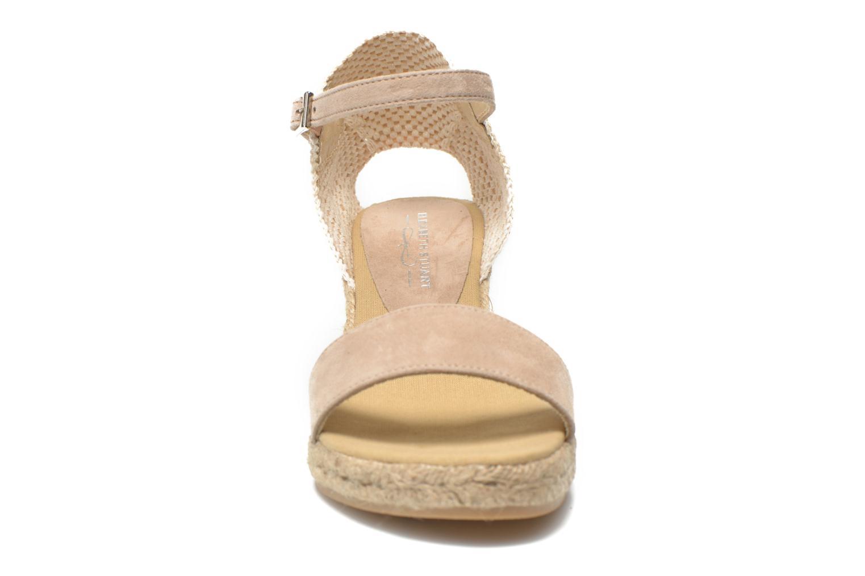 Sandales et nu-pieds Elizabeth Stuart Trevise/C 630 Beige vue portées chaussures