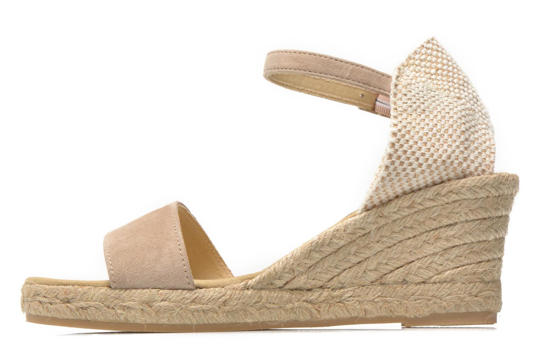 Sandales et nu-pieds Elizabeth Stuart Trevise/C 630 Beige vue face