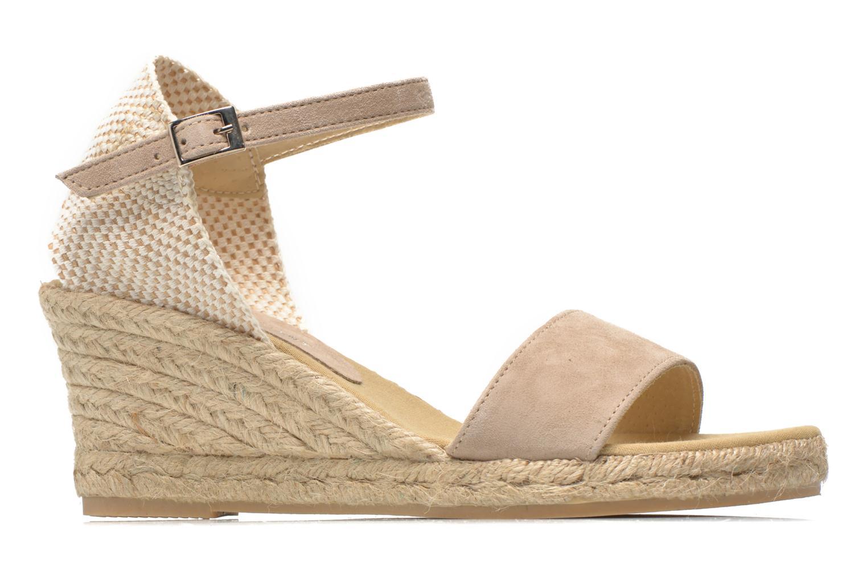Sandales et nu-pieds Elizabeth Stuart Trevise/C 630 Beige vue derrière