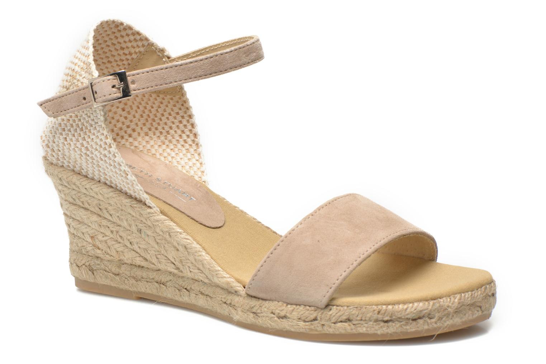 Sandales et nu-pieds Elizabeth Stuart Trevise/C 630 Beige vue détail/paire