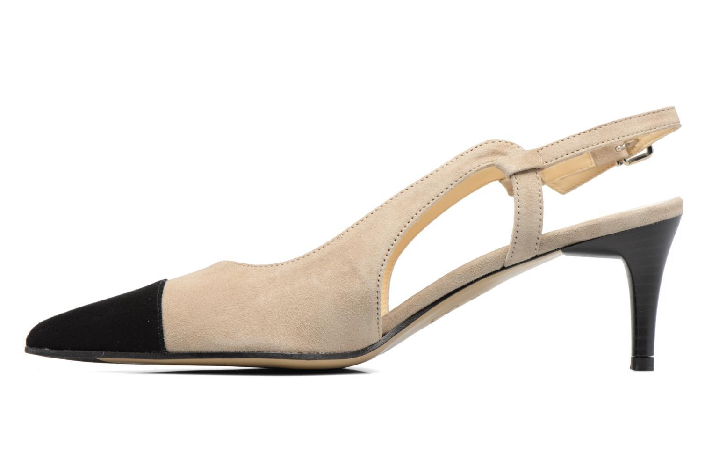 High heels Elizabeth Stuart Rany 300-2 Black front view